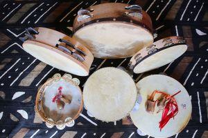 Tamburi a cornice